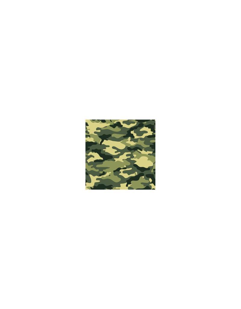 Autocollant de capot impression de l'armée