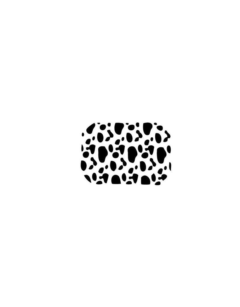 Motorhauben Sticker Kuhdruck