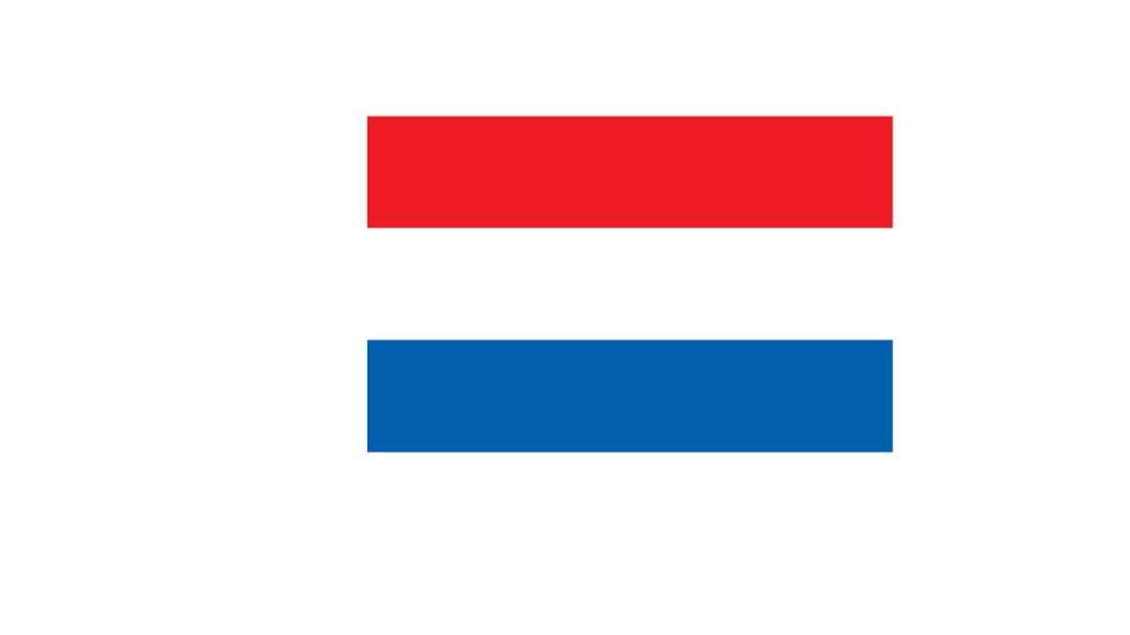 Autocollant de capot Pays-Bas