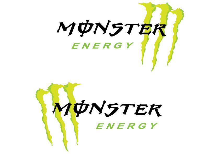 Decoration Monster sticker