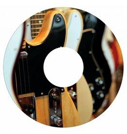 Speichenschutz Sticker Gitarre