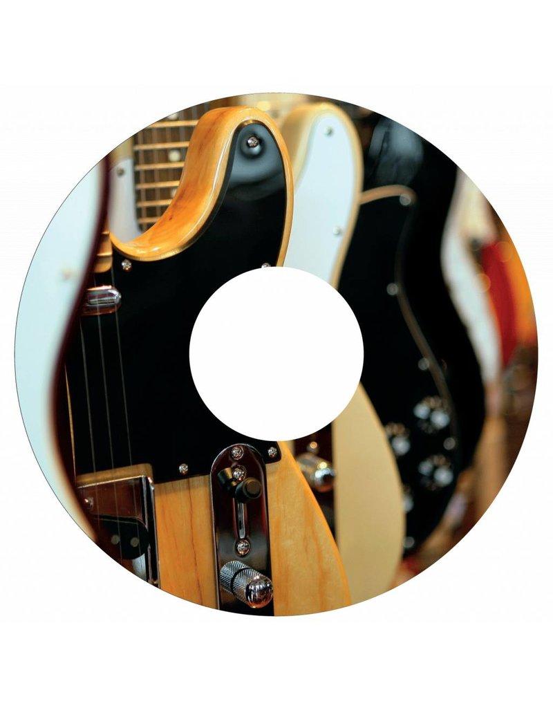 Autocollant protège-rayon guitare autocollant