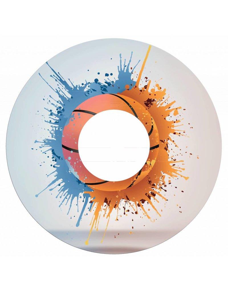 Spoke Wheel protector basketball splash
