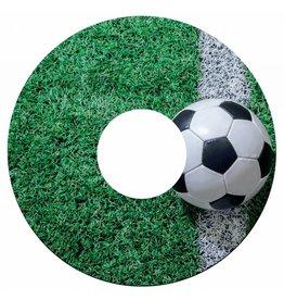 Spaakbeschermer sticker Voetbal 2