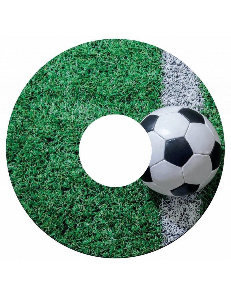 Autocollant protège-rayon football 2