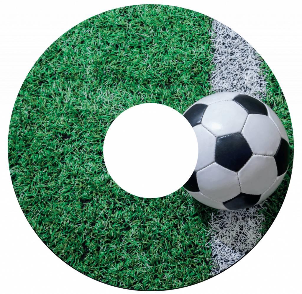 Pegatina protector de radios Fútbol 2