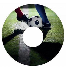 Spaakbeschermer sticker Voetbal 3