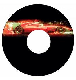 Spaakbeschermer sticker F1 auto 1