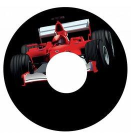 Spaakbeschermer sticker F1 auto 2