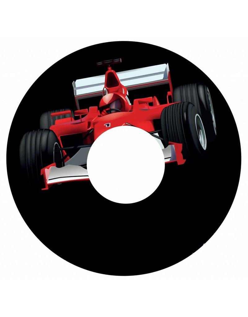 Pegatina protector de radios coche F1 3
