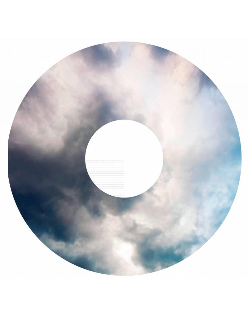 Autocollant protège-rayon nuages