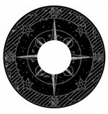 Spoke protector compass black
