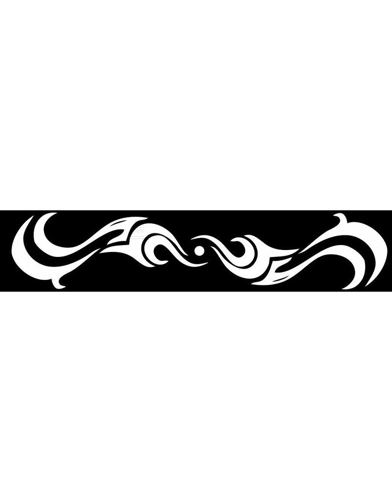 Matiz del parabrisas tribal twist