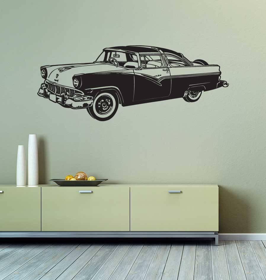 Chevrolet Interieur Sticker