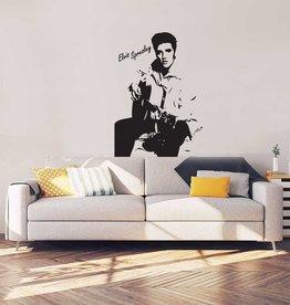 Elvis Presley Inneneinrichtung Aufkleber
