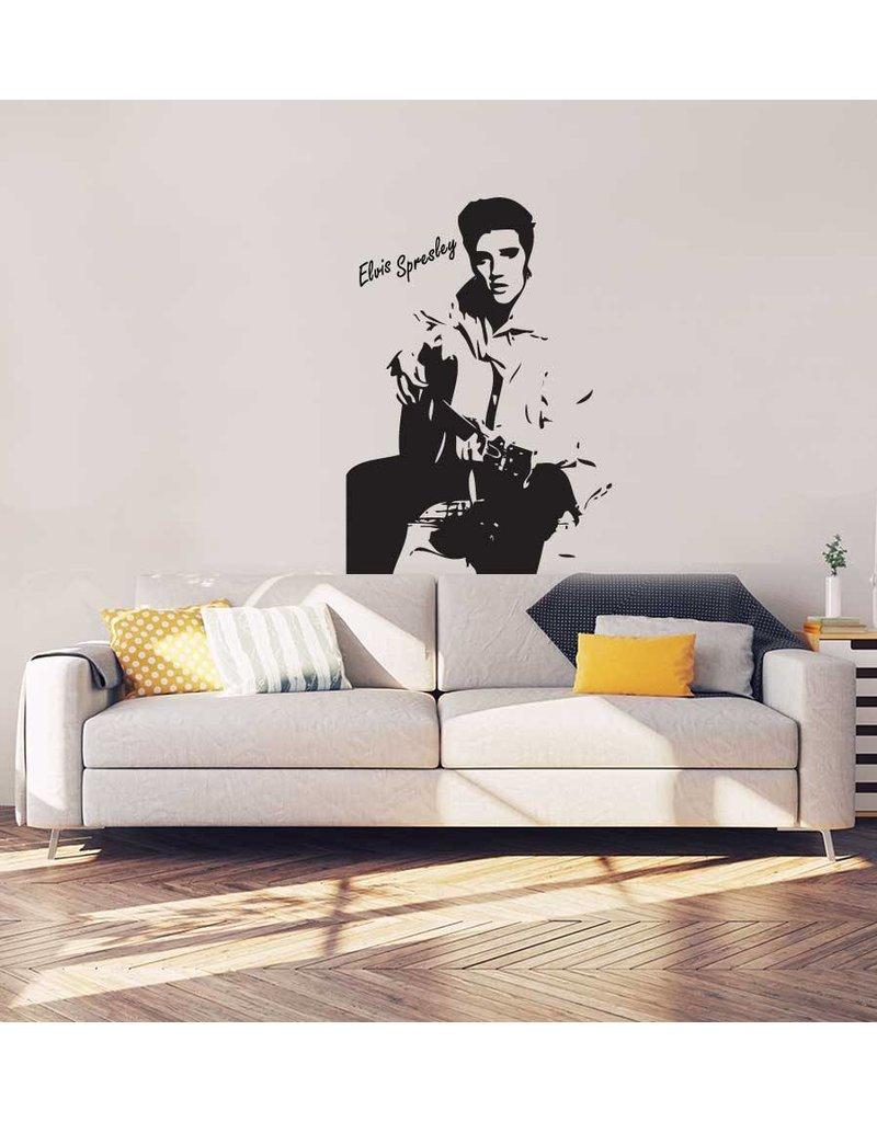 Elvis Presley Intérieur autocollant