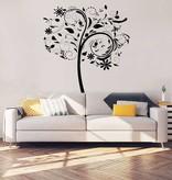 Flor árbol interior