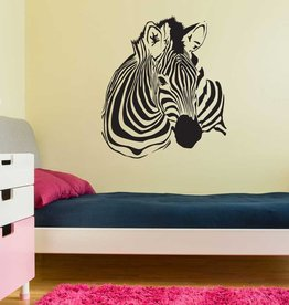 Zebra Interior Sticker