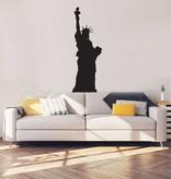 Statue of liberty interior