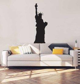 Statue of Liberty Interior Sticker