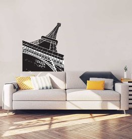 Eiffelturm Inneneinrichtung Aufkleber