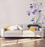 Floral Interior Sticker