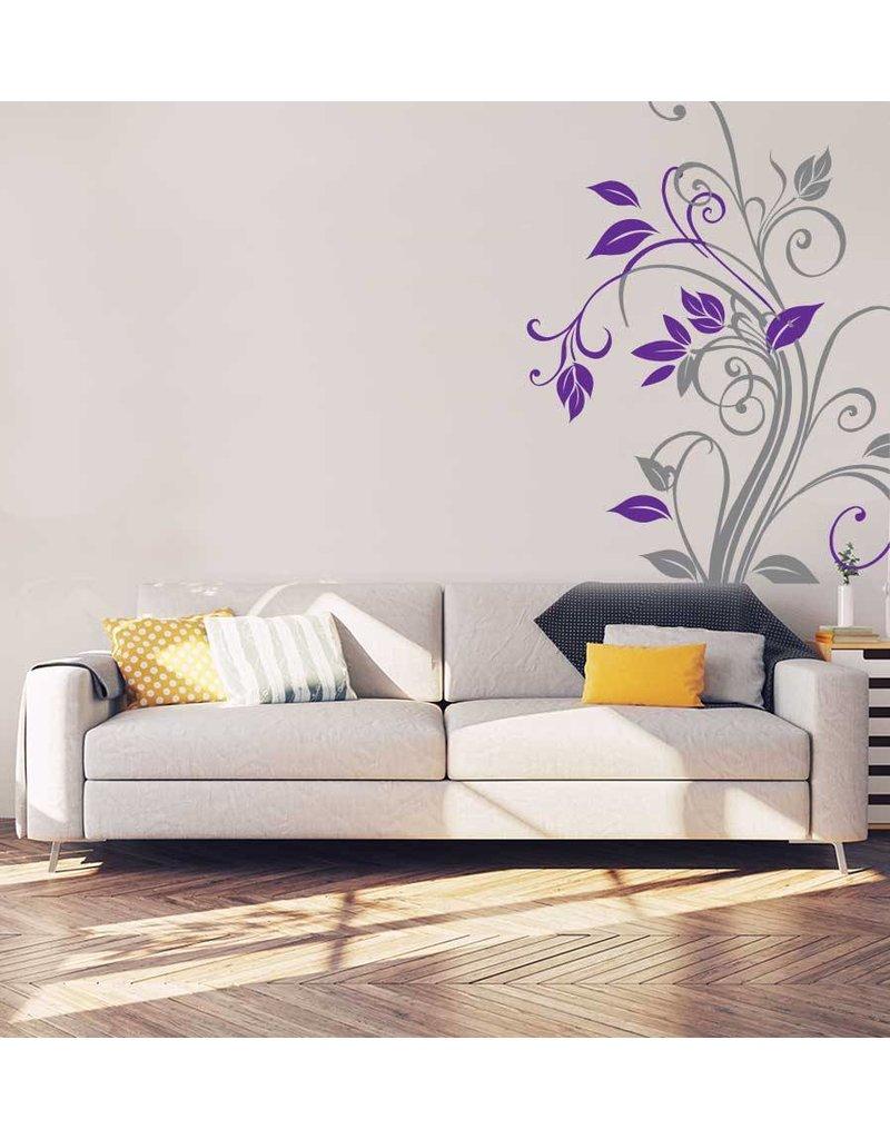 Floral Interieur Sticker