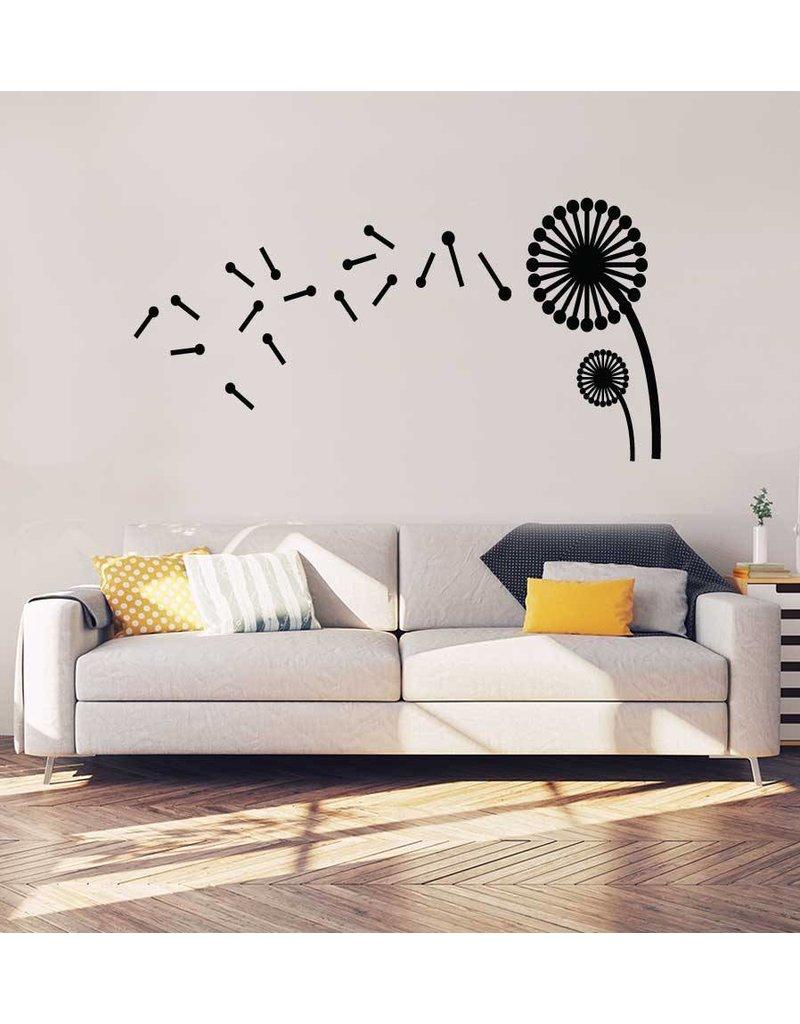 Dandelion Interior Sticker
