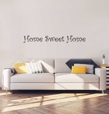 Home Sweet Home Interieur Sticker