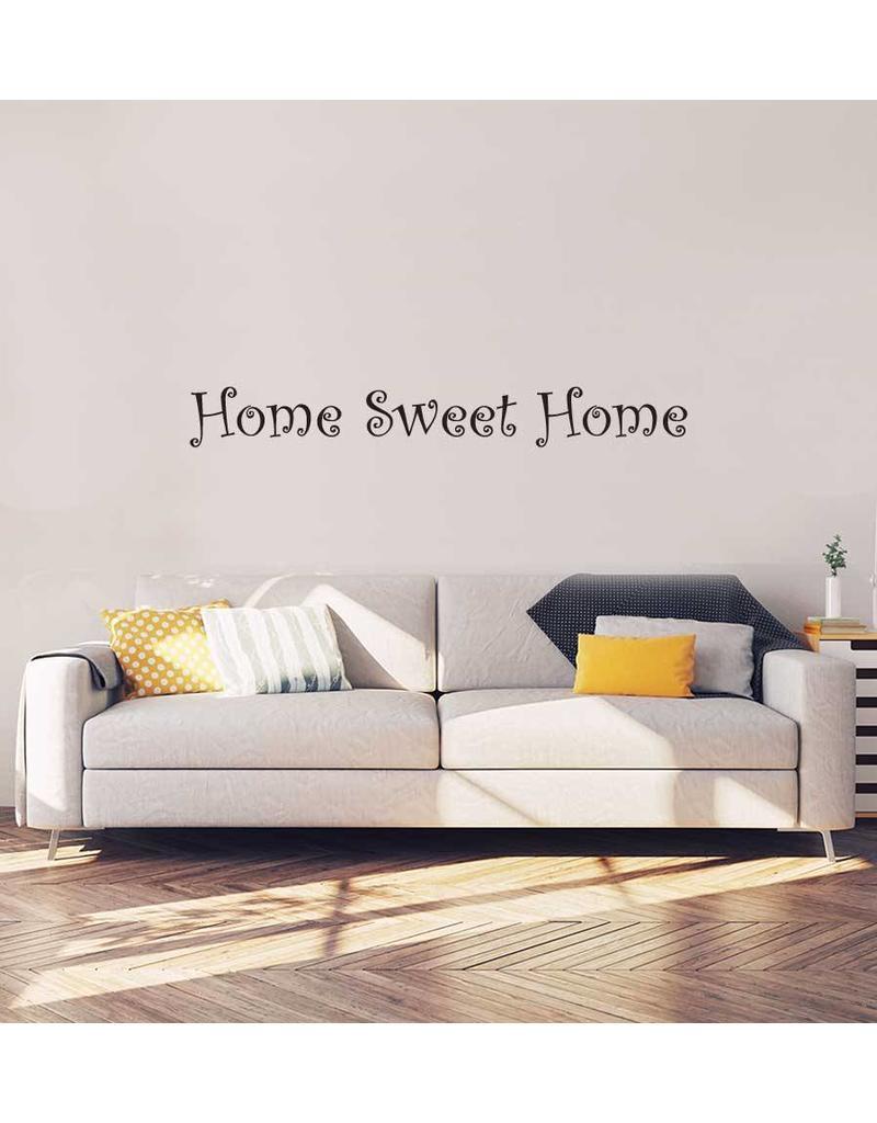 Home Sweet Home autocollant intérieur