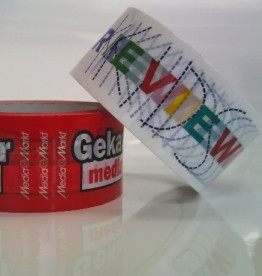 Paper printed tape 50 mm