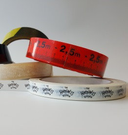 PVC tape printed 12 mm