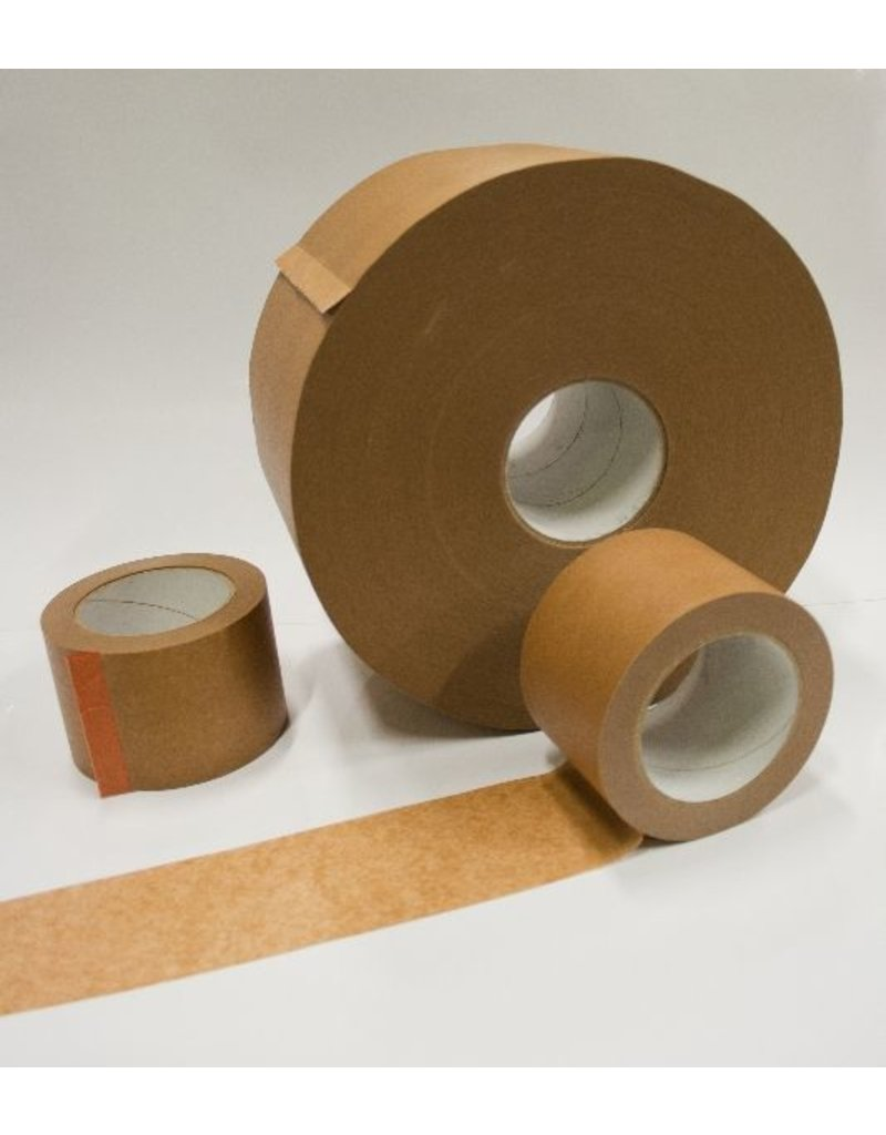 Papier bedruckte Band 25 mm