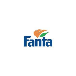 Fanta Fanta Orange 24 x 0,33
