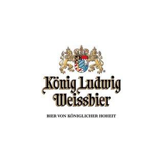 König Ludwig König Ludwig Hefe Hell 20 x 0,5