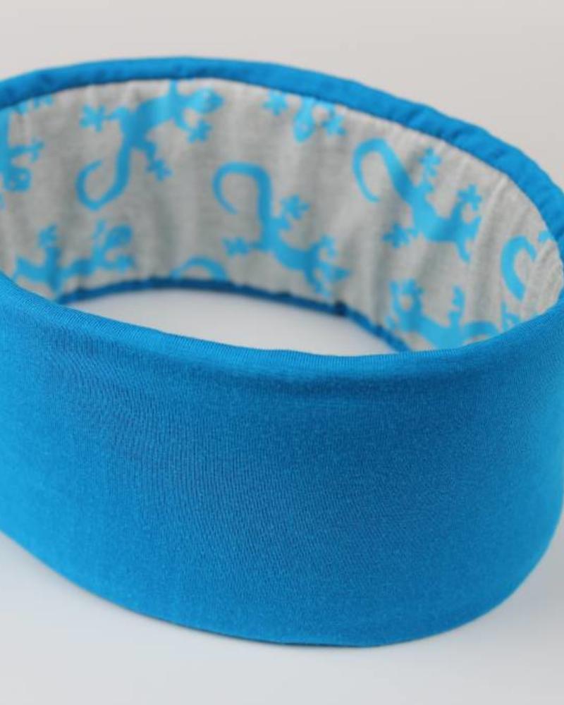 "Stirnband ""Salamandra azzurra"""