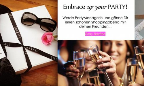 Embrace up your Party!