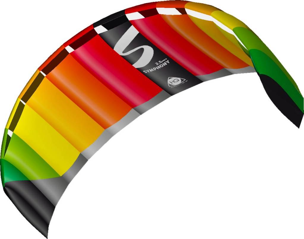HQ HQ Symphony Pro 2.5 Rainbow