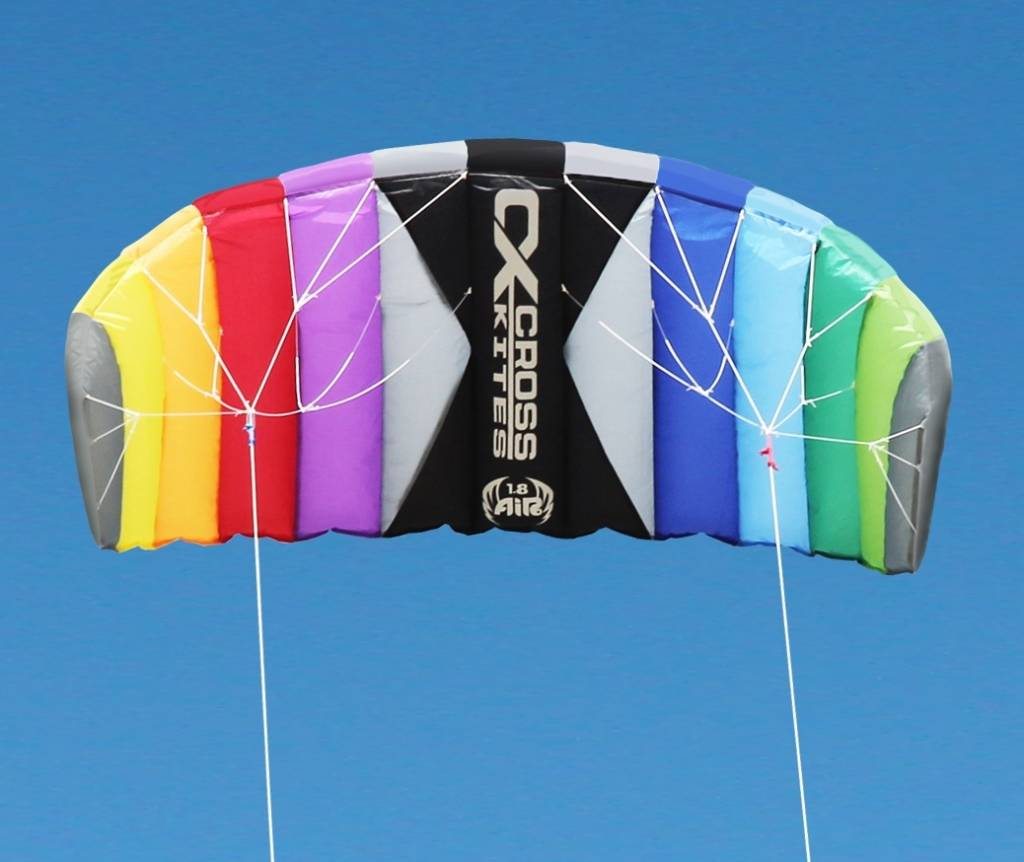 Cross Kites Cross Kites CX Air 1.5 Rainbow