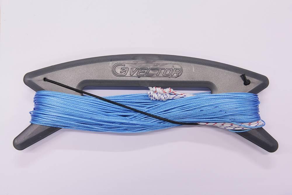 Vector Vector colour kitelines 2x30m 210kg blauw