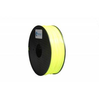 Flexibele 3D-Printer Filament Kanarie Geel