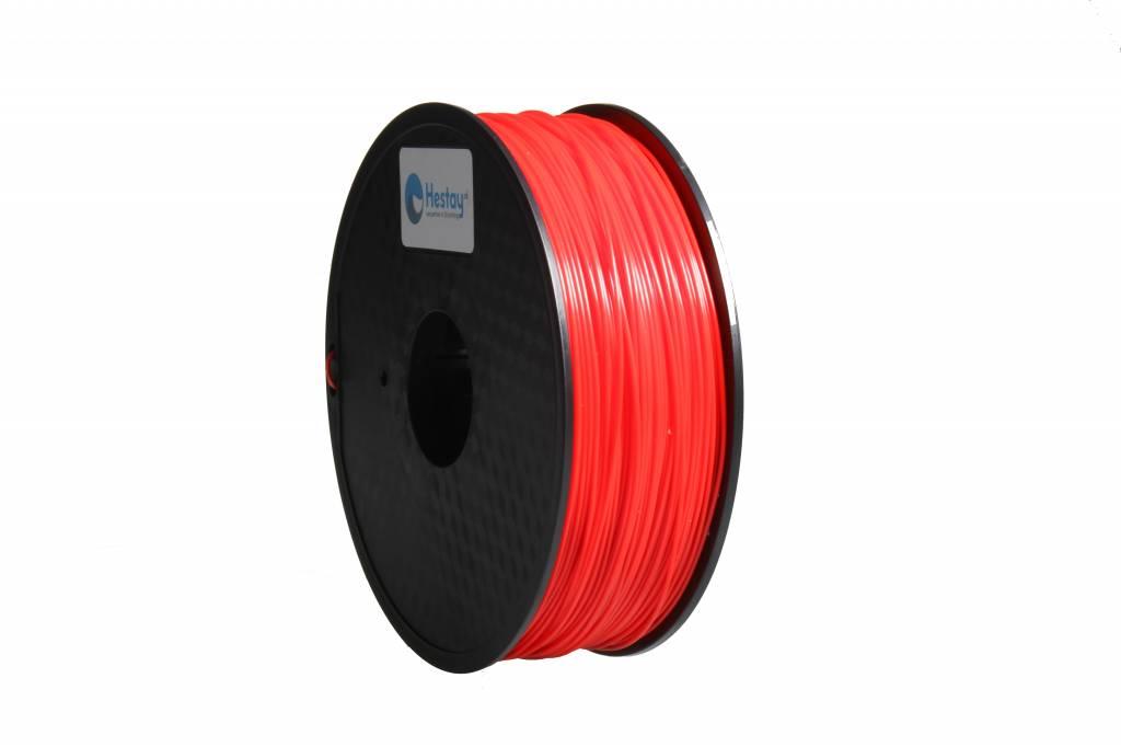 Flexibele 3D-Printer Filament Knal Rood