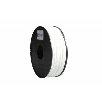 Flexibele 3D-Printer Filament Wit