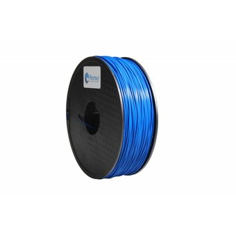 Flexible 3D Printer Filament Blue