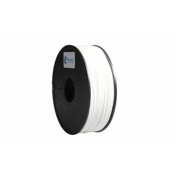 ABS 3D-Printer Filament Bierschuim Wit
