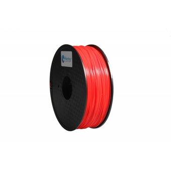 ABS 3D-Printer Filament Rood