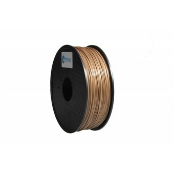 ABS 3D Printer Filament Gold