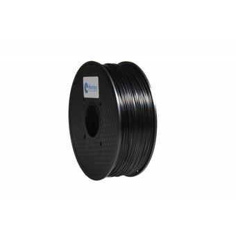 ABS 3D-Printer Filament Zwart