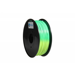 ABS Filament Thermal Color Changing Blue-Green