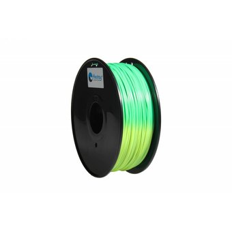 ABS Thermal Color Changing Blue-Green